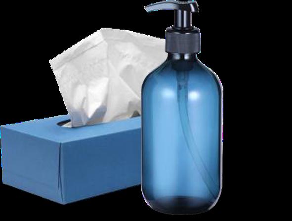 kabe-Display Hygiene Hygieneartikel